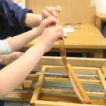 【原料から学べる】日本橋・小津和紙にて手漉き和紙体験【自由研究にも】