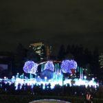 子連れで楽しむクリスマスイルミネーション2018@東京ミッドタウン