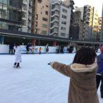 【子連れ】赤坂サカスで初滑り♪屋外リンクでスケートを楽しむお正月【持ち物・注意事項も徹底解説】