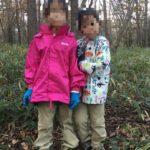 子ども用レインウェアー年齢別・キャンプや林間学校にも役立つ上下セットが正解!